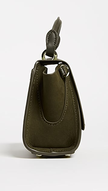 ZAC Zac Posen Eartha Soft Top Handle Mini Bag
