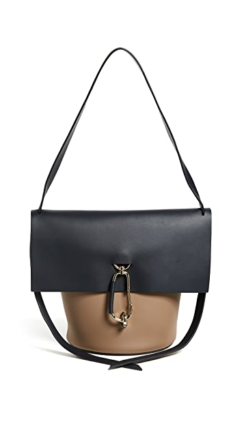 ZAC Zac Posen Belay Shoulder Colorblock Handbag
