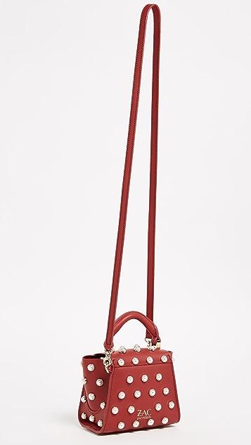 ZAC Zac Posen Eartha Iconic Novelty Top Handle Mini Bag