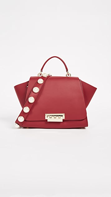 ZAC Zac Posen Eartha Soft Top Handle Bag