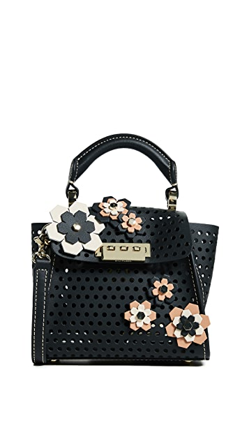 ZAC Zac Posen Eartha Hex Floral Kit Mini Top Handle