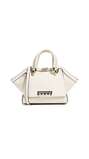 ZAC Zac Posen Eartha Iconic Mini Double Handle Bag
