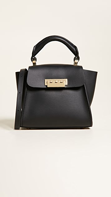 ZAC Zac Posen Eartha Iconic Mini Bag with Belted Top Handle