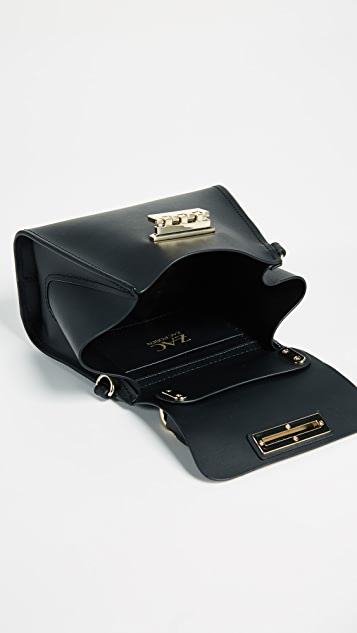 ZAC Zac Posen Eartha Iconic 迷你顶部提手包