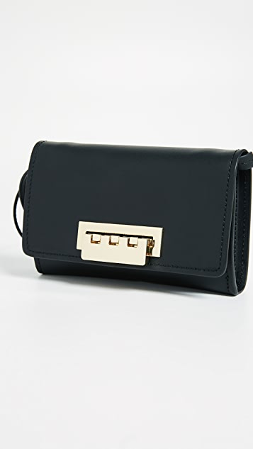 ZAC Zac Posen Eartha Iconic Small Wallet on a Chain