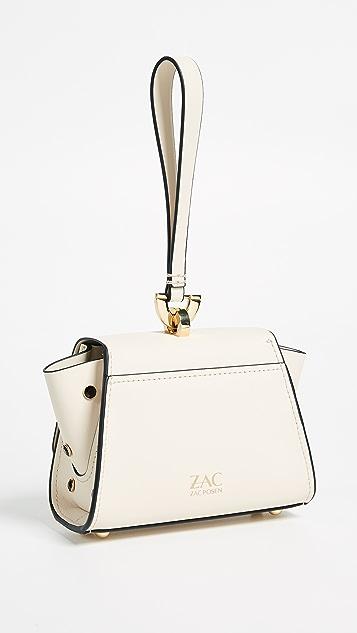 ZAC Zac Posen Eartha Iconic Jewel Lady Wristlet