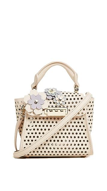 ZAC Zac Posen Eartha Hex Floral Kit Mini Top Handle Bag