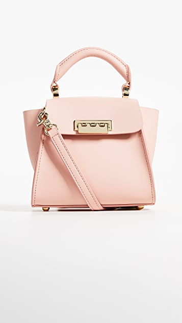 ZAC Zac Posen Eartha Iconic Mini Top Handle Bag - Rose
