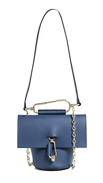 ZAC Zac Posen Belay Chain Cross Body Bag