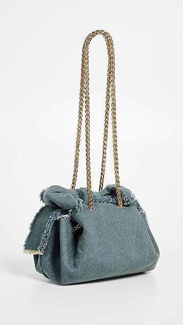 ZAC Zac Posen Soiree Cross Body Bag with Chain
