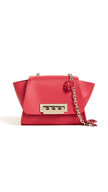 ZAC Zac Posen Eartha Iconic Floral Mini Chain Cross Body Bag