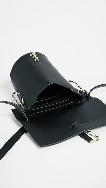 ZAC Zac Posen Миниатюрная сумка через плечо Belay