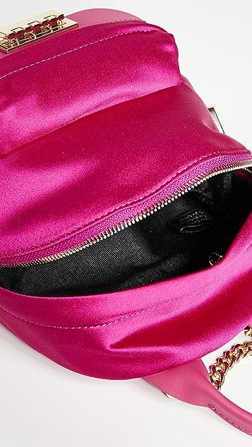 ZAC Zac Posen Eartha Iconic Micro Chain Backpack