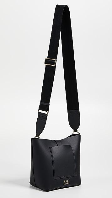 ZAC Zac Posen Belay Small Hobo Bag
