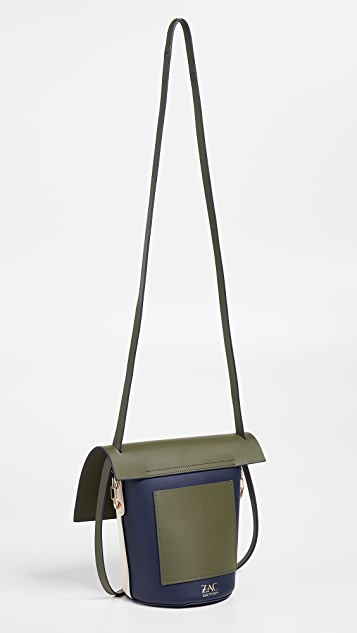 ZAC Zac Posen Belay Colorblock Cross Body Bag