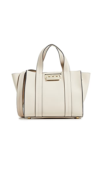 ZAC Zac Posen Eartha Iconic Small Shopper Bag