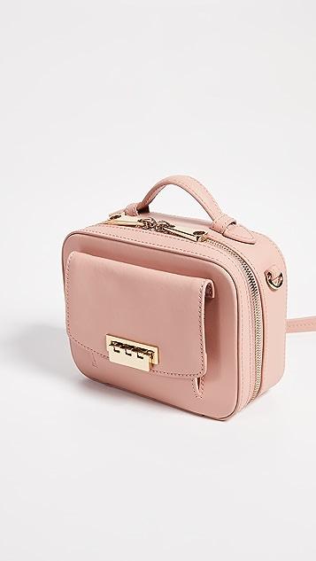 ZAC Zac Posen Earthette Small Box Bag