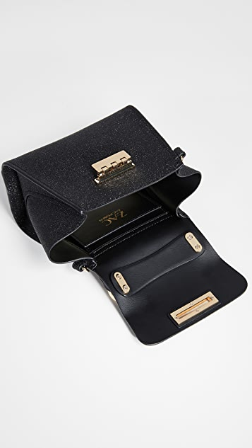 ZAC Zac Posen Eartha Kit Mini Top Handle Bag