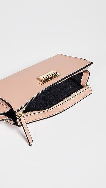 ZAC Zac Posen Eartha Iconic Phone Wallet Crossbody Bag