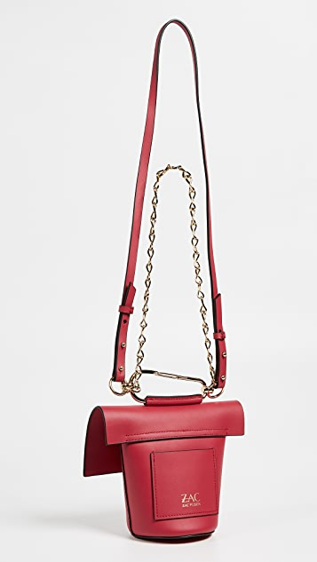 ZAC Zac Posen Belay Chain Crossbody Bag