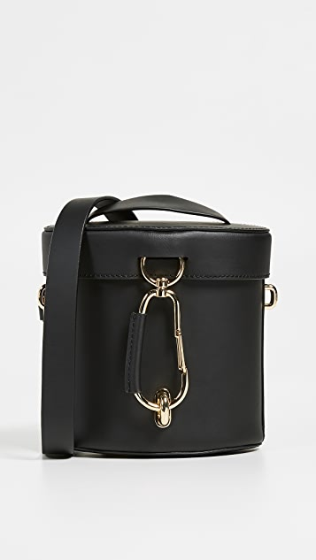 ZAC Zac Posen Belay Top Handle Canteen Bag