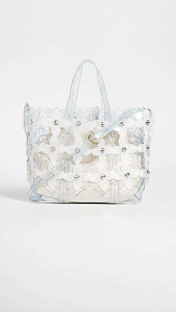 ZAC Zac Posen Floral Bouquet Shopper Bag