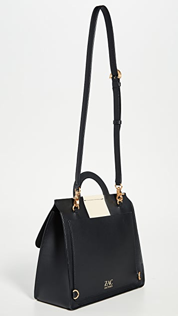 ZAC Zac Posen Biba Bucket Convertible Backpack