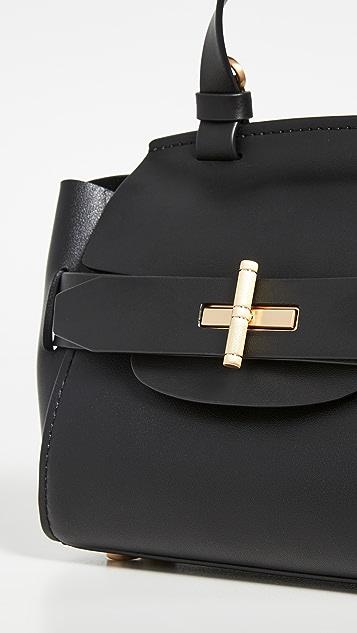 ZAC Zac Posen Brigette Belted Mini Crossbody Bag
