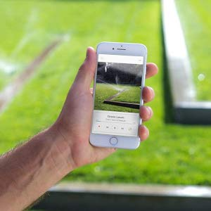 Ensure perfect lawn care with smart lawn and garden routines