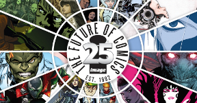 25 Years of Image Comics - Amazon Book Review