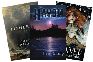 Bram Stoker award winners