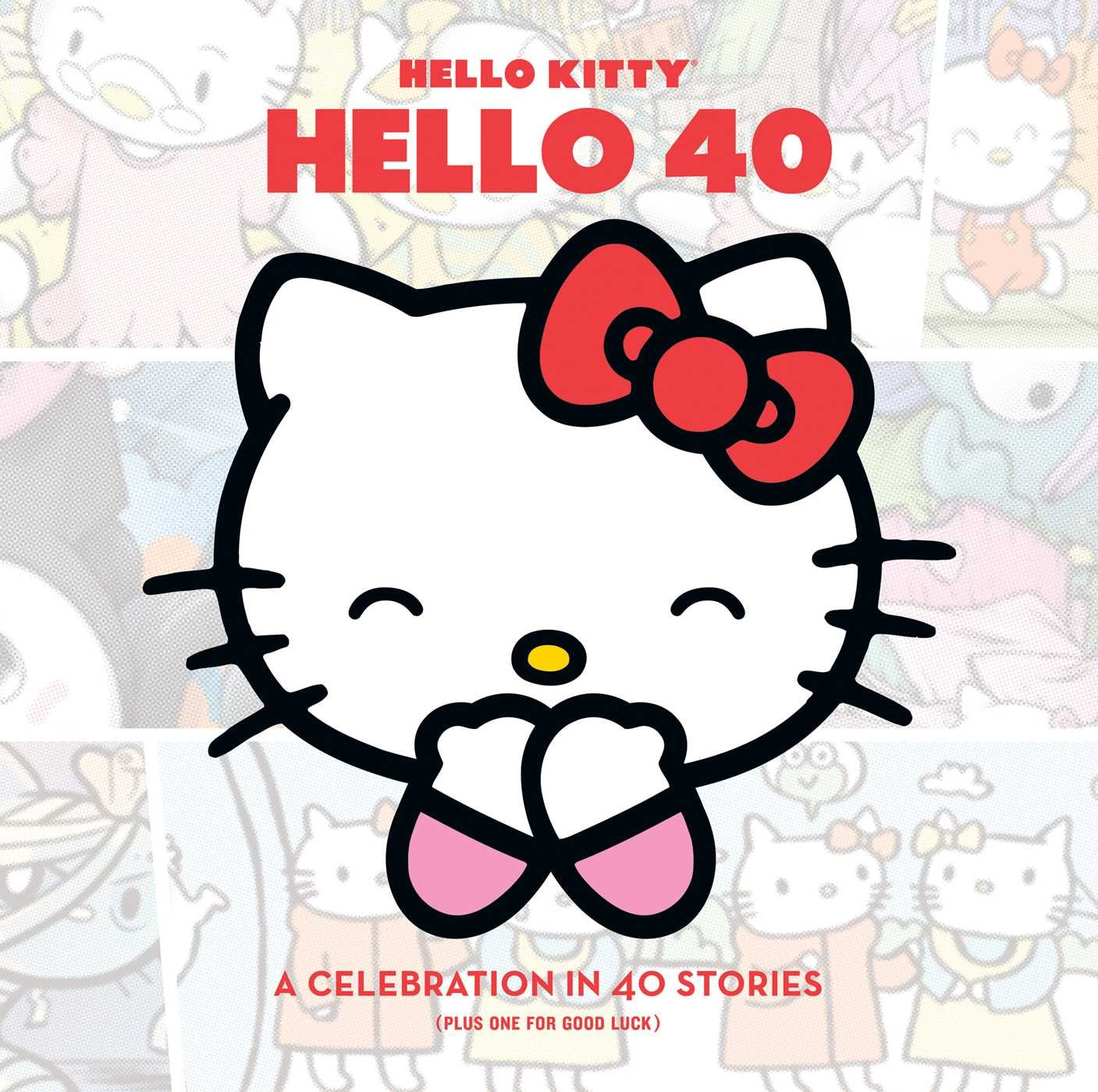 be0a509d9 Graphic Novel Friday: Hello Kitty(!) at 40
