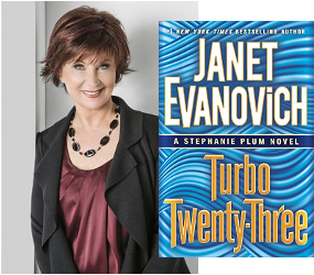 Janet Evanovich And Turbo 23
