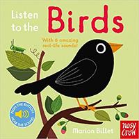 Birds-listen-to