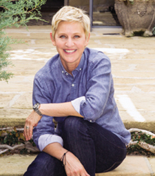 Amazon Book Review: Ellen Degeneres