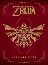 The Legend of Zelda - Art and Artifacts - Amazon Book Review