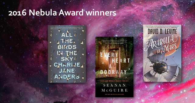 2016 Nebula Award winners