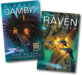 Ninefox Gambit and Raven Stratagem