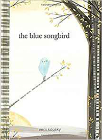 Birds-blue-songbird