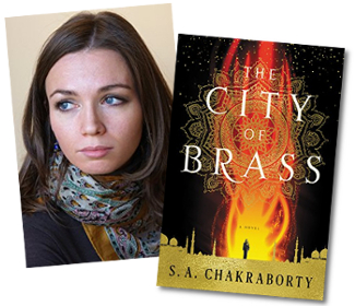 S. A. Chakraborty and The City of Brass