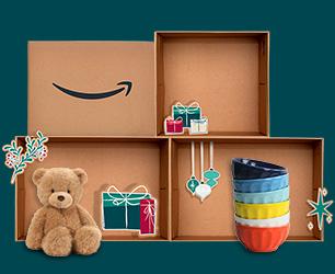 Le offerte iniziano prima su Amazon