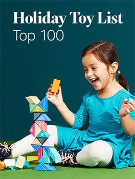 Holiday Toy List - Top 100 Toys