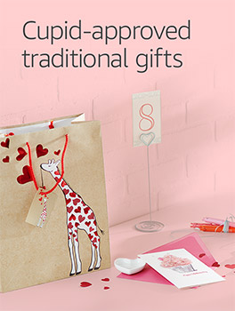 Cupid-approved traditional gifts