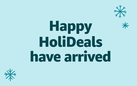 Happy HoliDeals have arrived