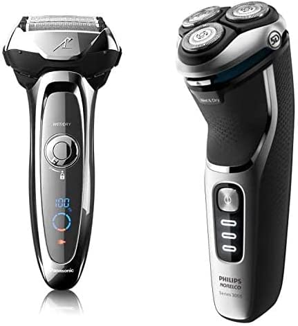 Up to 37% off Norelco and Panasonic shavers