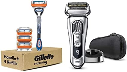 Up to 35% off razors from Braun, Gillette and more. Today only and while supplies last. Valid only when shipped and sold...