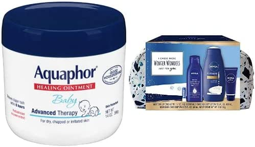 Up to 45% off Skin Care from NIVEA, Aquaphor, and Eucerin