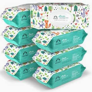 Newly Launched 4 Stars & Up: Gentle Baby Wipes