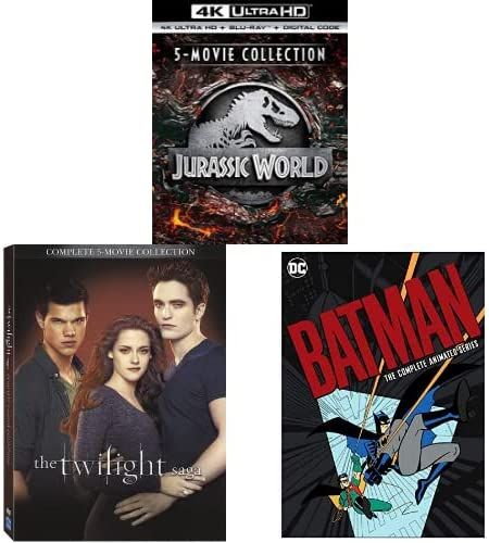 Up to 50% off on Movie & TV Collections