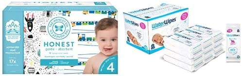 Up to 30% off top diapers and wipes brands